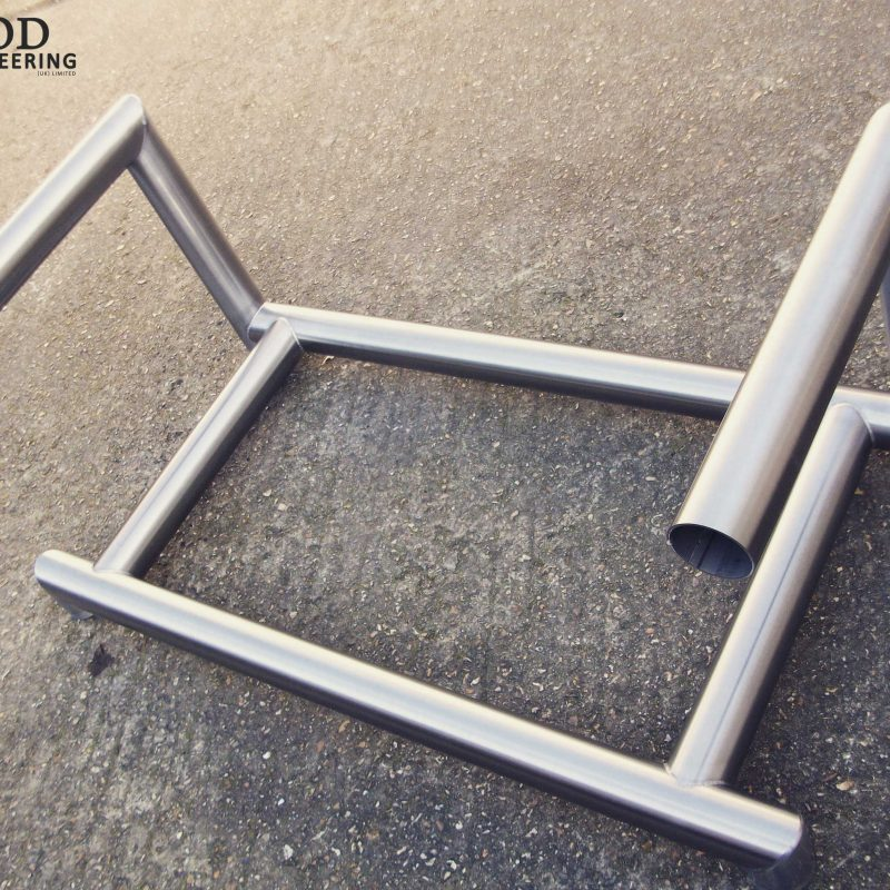 STAINLESS-STEEL-WELDING-AND-FABRICATION-DORCHESTER-DORSET-3inch-stainless-steel-leg-frame-welded-and-polished